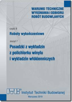 Roboty wykończeniowe, zeszyt 7:...