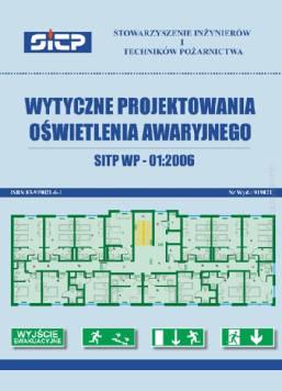 Wytyczne Projektowania Oświetlenia Awaryjnego Sitp Wp 012006