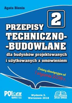 Przepisy techniczno-budowlane dla...