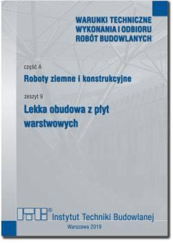 Roboty ziemne i konstrukcyjne, zeszyt...