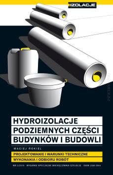 Hydroizolacje podziemnych części...