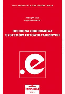 Ochrona odgromowa systemów fotowoltaicznych