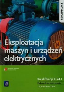 Eksploatacja maszyn i urządzeń...
