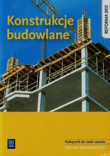 Konstrukcje budowlane - Podręcznik