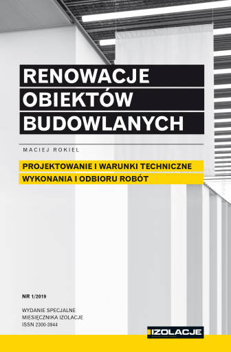 Renowacje obiektów budowlanych -...