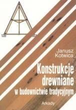 Konstrukcje drewniane w budownictwie...