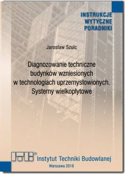 Diagnozowanie techniczne budynków...