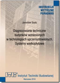 Diagnozowanie techniczne budynków...