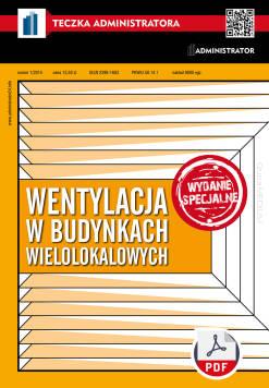 Wentylacja w budynkach wielolokalowych