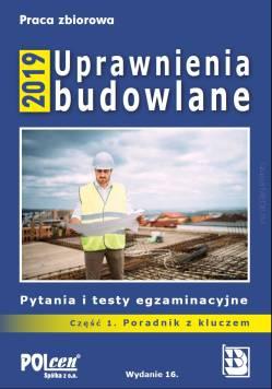 Uprawnienia budowlane 2019 Pytania i...
