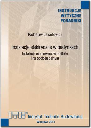 Instalacje elektryczne w budynkach....