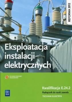 Eksploatacja instalacji elektrycznych...