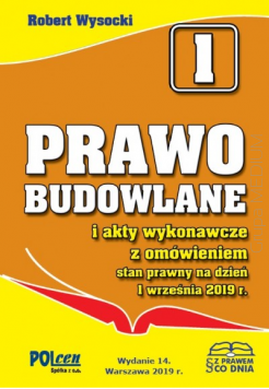Prawo budowlane i akty wykonawcze z...
