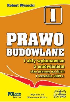 Prawo budowlane i akty wykonawcze z...