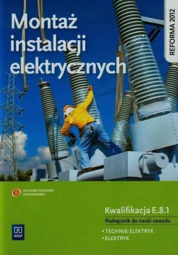 Montaż instalacji elektrycznych...